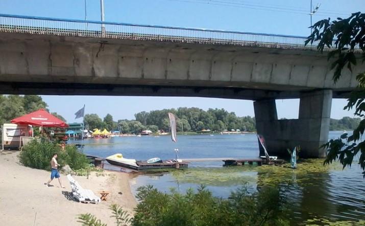 Мост через Десенку - stroyone.com