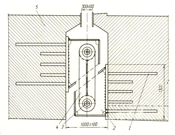 Схема продольно подвижного ключевого шарнира - stroyone.com