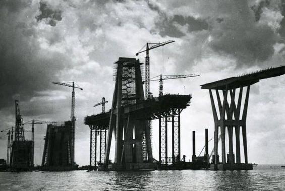 Строительство моста через озеро Маракайбо - stroyone.com