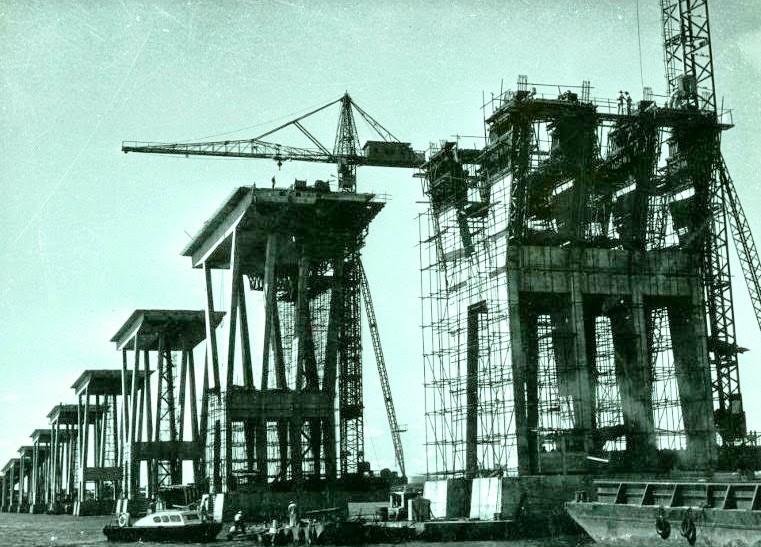 Строительство вантового моста через озеро Маракайбо - stroyone.com