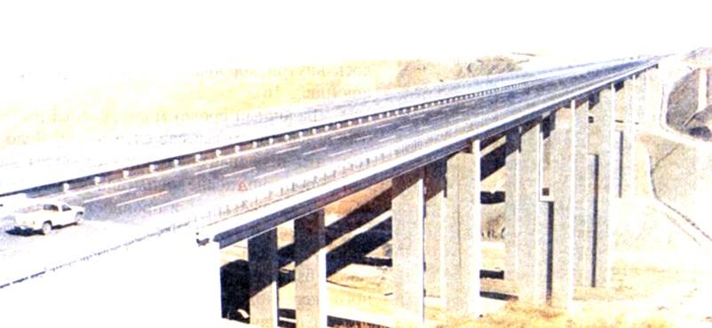 мост через ущелье караташ турция - stroyone.com