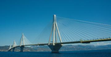 Вантовый мост Рион-Антирион - stroyone.com