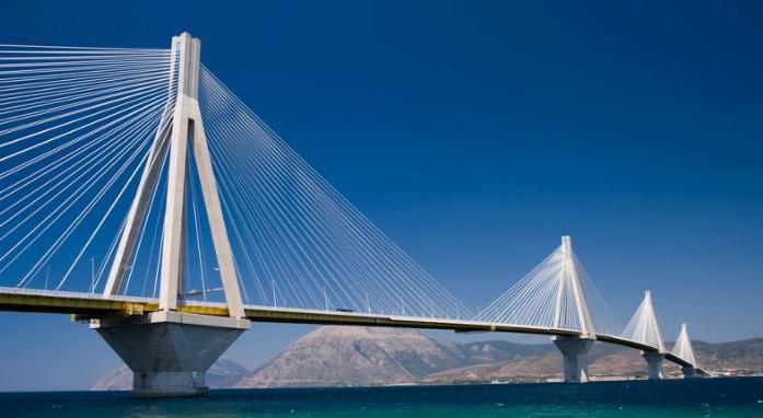 Вантовый мост Рион-Антирион - stroyone
