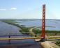 Вантовый мост через Обь в Сургуте - stroyone.com