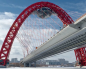 Вантовый мост через р.Москву у Серебряного бора в Москве - stroyone.com