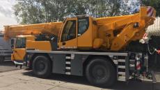 Кран Liebherr LTM 1040-2.1 - stroyone