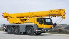 Кран Liebherr LTM 1050-3.1 - stroyone