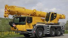 Кран Liebherr LTM 1060-3.1 - stroyone.com