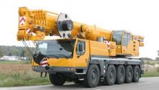 Кран Liebherr LTM 1095-5.1 - stroyone