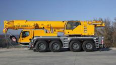 Мобильный кран Liebherr LTM 1090-4.1 - stroyone