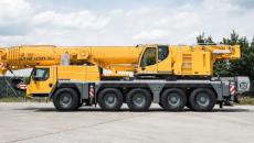 Подъемный кран Liebherr LTM 1130-5.1 - stroyone.com