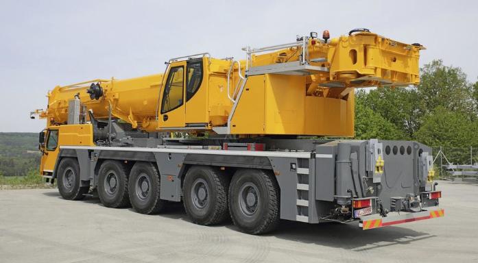 Подъемный кран Liebherr LTM 1220-5.2 - stroyone.com