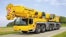Подъемный кран Liebherr LTM 1300-6.2 - stroyone.com