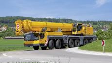 Подъемный кран Liebherr LTM 1350-6.1 - stroyone.com