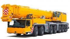 Подъемный кран Liebherr LTM 1400-7.1 - stroyone.com