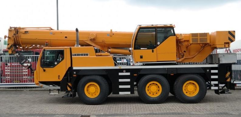 Подъемный кран Liebherr LTM 1045-3.1 - stroyone.com