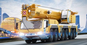 Автокран DEMAG AC 350-6 - stroyone.com
