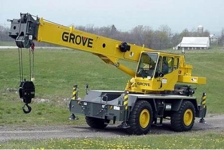 Автокран Grove RT530E-2 - stroyone.com