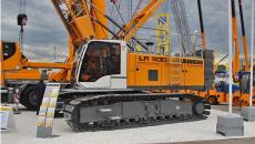 Гусеничный кран Liebherr LR 1100 - stroyone.com