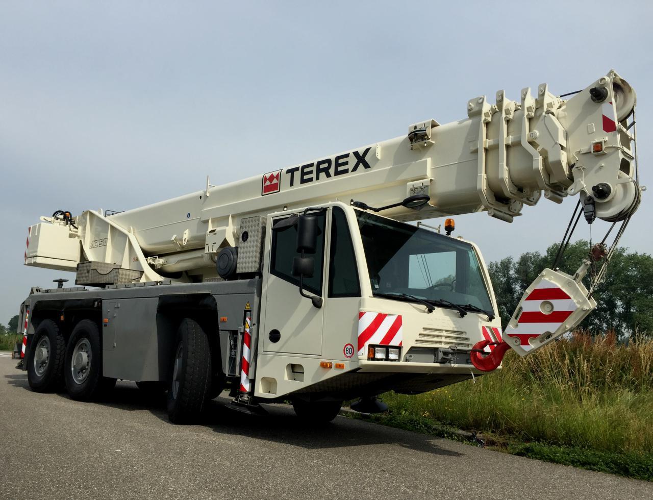 Кран Terex AC50-1 - stroyone.com