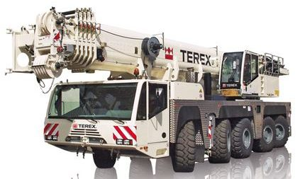 Кран Terex AC140 - stroyone.com