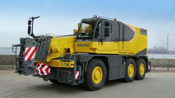 Автокран Grove GCK3045 - stroyone.com