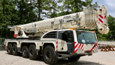 Автокран DEMAG AC 220-5 - stroyone.com