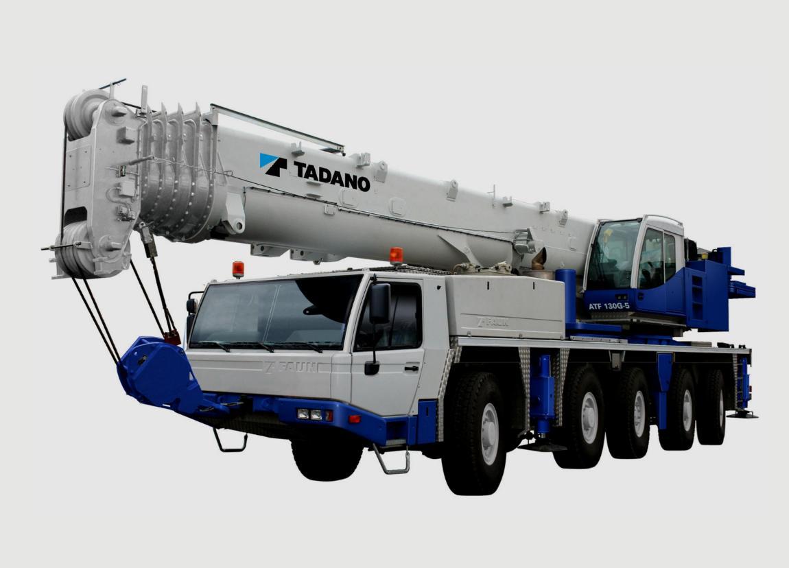 Автокран Tadano ATF 130G-5