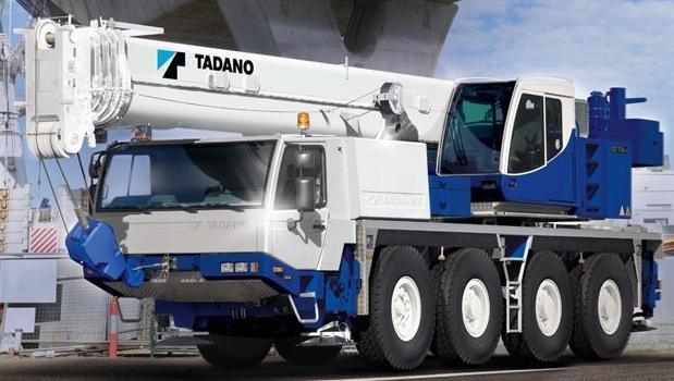 Автокран Tadano ATF 70G-4