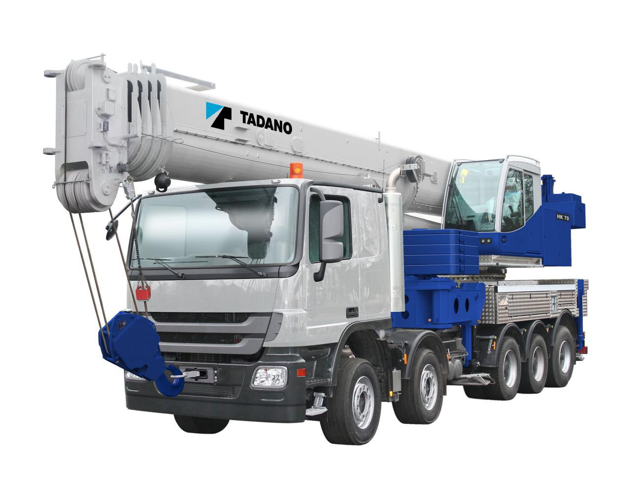Кран Tadano HK 70 - stroyone.com